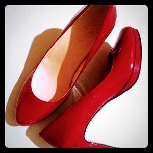 Cole Haan Classic Red Pumps Heels Sz 6
